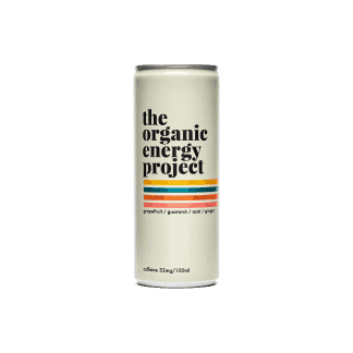 The Organic Energy Project flaske