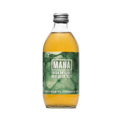 Mana Grøn Mynte flaske