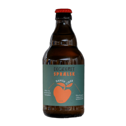 Decideret Sprælsk flaske