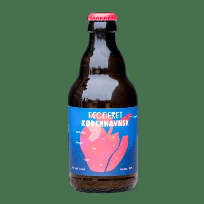 Decideret Københavnsk flaske