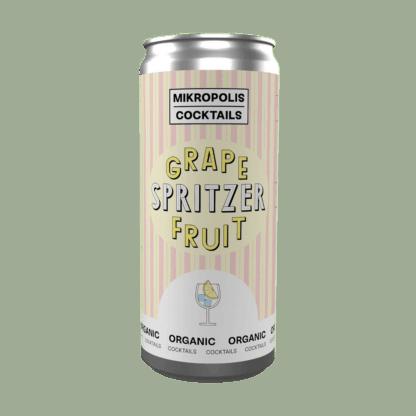 Mikropolis Grapefruit Spritzer dåse