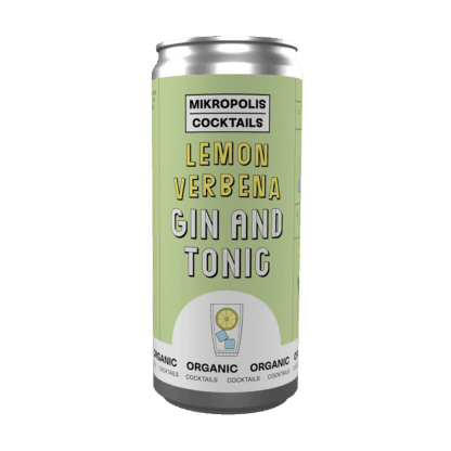 Mikropolis Gin og Tonic dåse